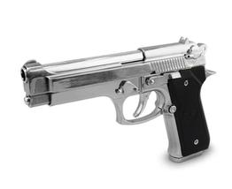Silver Color M92F PISTOL, DISPLAY MODEL Small Size - $22.88