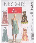 McCALL'S #5380 -Misses' Laura Ashley,4 Looks in... - $9.39