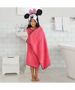 Disney Minnie Mouse hooded Bath WrapTowel   25 ... - $29.58