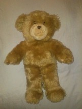 "16"" Brown Plush Build A Bear Teddy Stuffed Animal - $14.26"