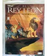 Disney El REY LEON  Comic Book 1994 Adaptacion oficial de la pelicula Li... - $27.23