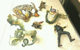 Todd McFarlane Figure LOT TMP Toy Figurine LOT - $9.66