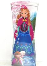 Disney Frozen Anna Doll Sparkle Arendelle New - $44.95
