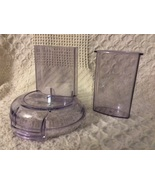 Cuisinart AFP-7 SmartPower Duet Food Processor Replacement Part Lid & Pu... - $12.00