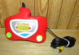 ETCH A SKETCH WIRED Plug & Play TV Video Game Drawing Art Toy 2005 Ohio ... - $10.68