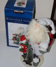 Kirkland Winterland Santa with Boy - $29.95