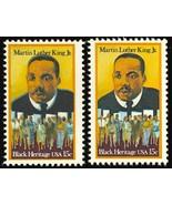 1771 Color Shift ERROR - 15¢ Martin Luther King - Mint NH - Stuart Katz - $25.00