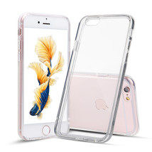 For iPhone 6s and 6 Case Slim Thin Clear TPU Silicone Soft Back Cover Ru... - $1.87+