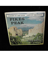 Pikes Peak Viewmaster Vintage Sawyers - $16.99