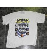 WPW Lucha Libre Wrestling T-Shirt XL Mil Mascaras Dr Wagner Villano Santo + - $16.99