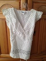 women's polka dot top by Rusty size medium - $29.99