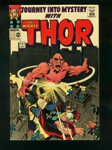JOURNEY INTO MYSTERY #121 1965-MIGHTY THOR-HIGH GRADE VF+ - $212.19