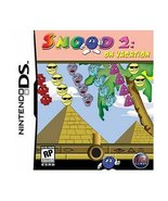 Snood 2 On Vacation - Nintendo DS [Nintendo DS] - $12.75