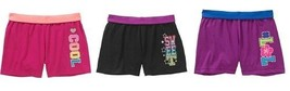 Girls' Faded Glory Graphic Shorts Various Sizes and colors  NWT - $4.54