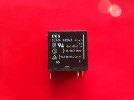 SDT-S-105DMR, 5VDC Power Relay, SPST, OEG/TE Connectivity Brand New!! - $2.97