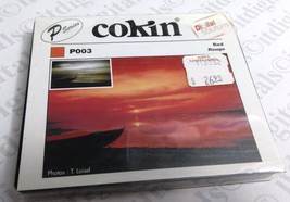 Genuine France Cokin P Series P003 Red Rouge Resin Filter CP003 Original... - $25.21