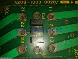 FANUC A20B-1003-0020 power Supply Board 90 days warranty - $1,216.00
