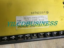 Fanuc A06B-6066-H244amplifier servo drives 90 days warranty - $1,514.30