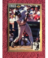 Frank Thomas 1994 Upper Deck Collectors Choice Gold Signature #500 - $4.50