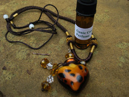 Moonstar7spirits female djinn of happiness and motivation Genie bottle with free - $75.00