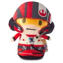 Hallmark itty bitty bittys Star Wars Poe Dameron - The Force Awakens - R... - $13.07
