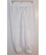 Bike Mens Baseball Pants White Size XLarge 34-36 NWT - $9.45