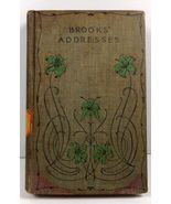 Addresses by Phillips Brooks W. B. Conkey - $7.99