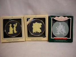 Norman Rockwell Christmas Tree Hallmark Keepsake ORNAMENTS 4th, 5th, 6th series - $15.99