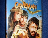 Caveman (DVD, 2002) Mint Disc!•No Scratches!•USA•Out-of-Print!•Ringo Starr•Rare!