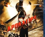 """DVD Blu-ray Movie """"Apokalips X"""" NEW IN BOX Rated R Gang Violence Horror"""