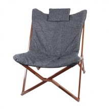 REMSOFT® Butterfly Chair Camping Folding Chair Outdoor Indoor Furniture ... - $79.99