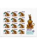 USPS Scooby-Doo! 12 First-Class Forever Stamps - $8.60