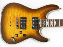 Schecter Guitar Research Omen Extreme-6 Electric Guitar Vintage Sunburst - $399.00