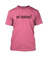 got shakings? Men's Adult Short Sleeve T-Shirt   - $24.97