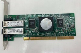 Ibm Qlogic Hba 4 Gbs Fc Dual 2 Port PCI-X QLA2462 (New) - $39.18
