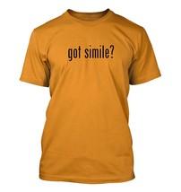 got simile? Men's Adult Short Sleeve T-Shirt   - $24.97