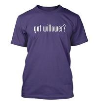 got willower? Men's Adult Short Sleeve T-Shirt   - $24.97