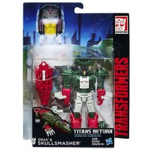 Transformers Generations Titans Return Titan Master Grax and Skullsmasher - $19.58