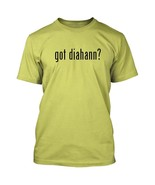 got diahann? Men's Adult Short Sleeve T-Shirt   - $24.97