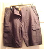 New Michael Brandon Men's Shorts Size 30 Waist Navy Blue White Checkered... - $34.95