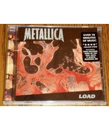 METALLICA LOAD CD STILL FACTORY SEALED WITH STICKER - $79.18
