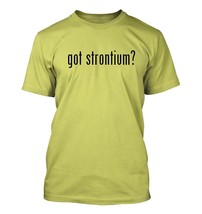 got strontium? Men's Adult Short Sleeve T-Shirt   - $24.97
