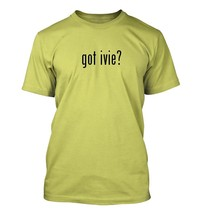 got ivie? Men's Adult Short Sleeve T-Shirt   - $24.97
