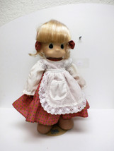 "Precious Moments 16"" Patty Applause Doll by Sam Butcher 1987 - $15.00"