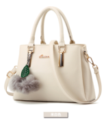Free Shipping Leather Shoulder Bags New Women Tote Bags B21-5 - $39.99
