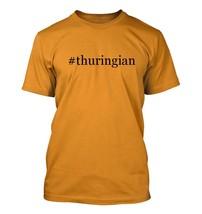 #thuringian - Hashtag Men's Adult Short Sleeve T-Shirt  - $24.97