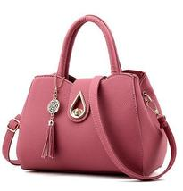 Free Shippibng Women Messenger Bags Leather Shoulder Bags Medium Tote Ba... - €34,42 EUR
