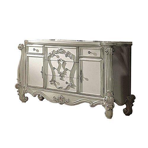 Acme Versailles Bone White Dresser - $2,005.19