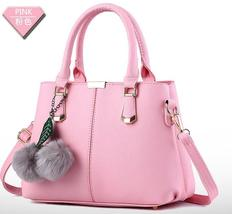 New Style Fashion Women Shoulder Bags Leather Tote Bags Large Handbags  ... - ₨2,589.65 INR+