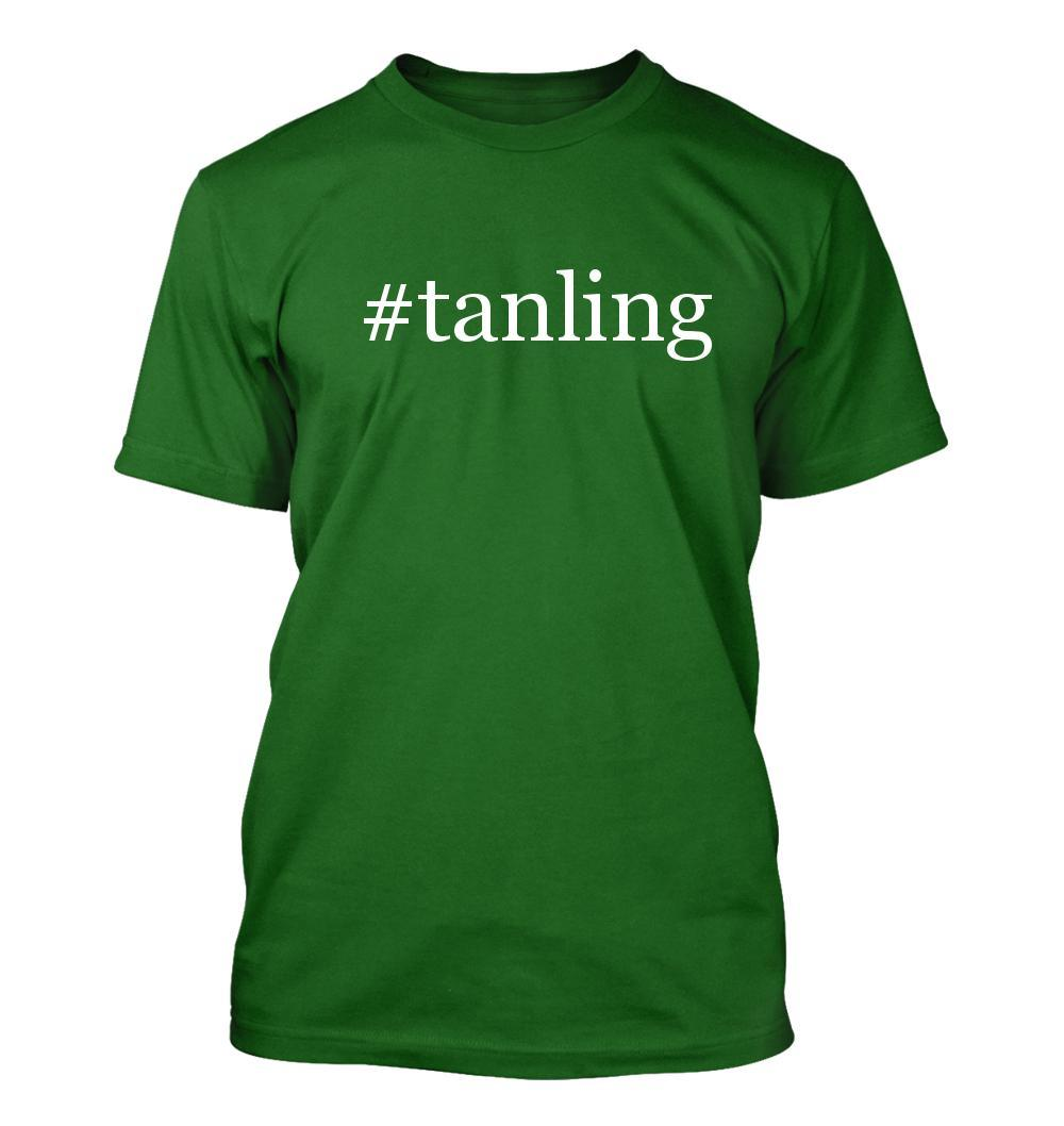#tanling - Hashtag Men's Adult Short Sleeve T-Shirt